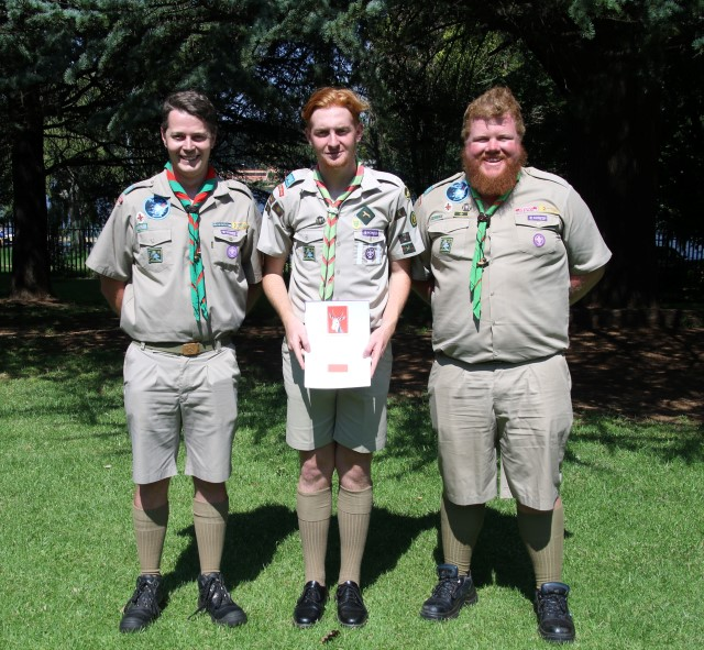 Springbok with Certificate